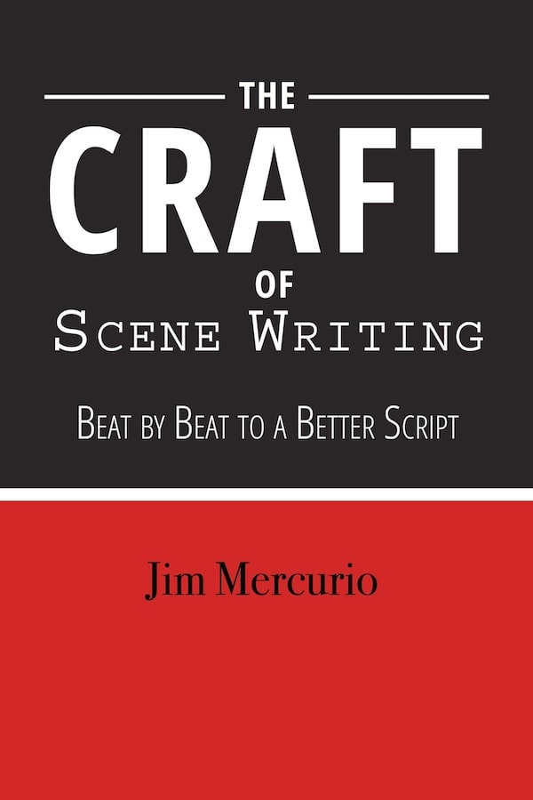 cover for 'The Craft of Scene Writing'